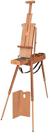 Half French Box Easel