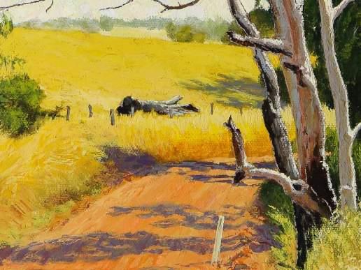Michael Hodgkins - Contemporary Australian Landscape Artis