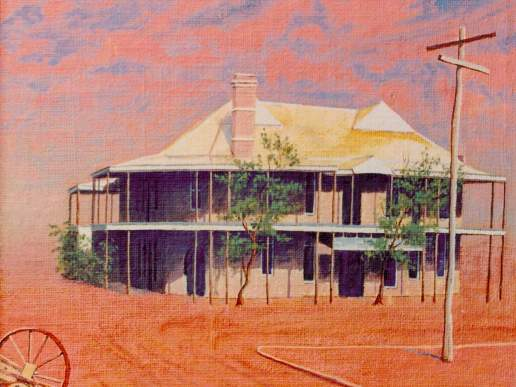 Hotel and Machinery, Kalgoorlie